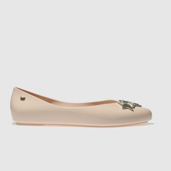 Zaxy Natural Chic Womens Flats