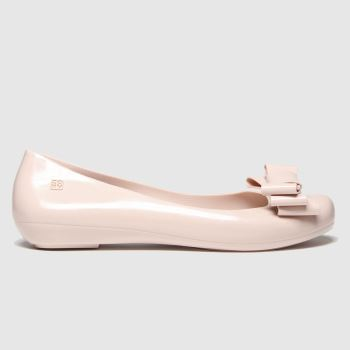 Zaxy Natural Pop Glam Bow Vegan c2namevalue::Womens Flats