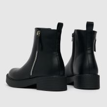 schuh Wide Fit Amos Chunky Side Zip,4 of 4
