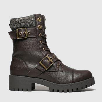 Schuh Brown Ranger c2namevalue::Womens Boots