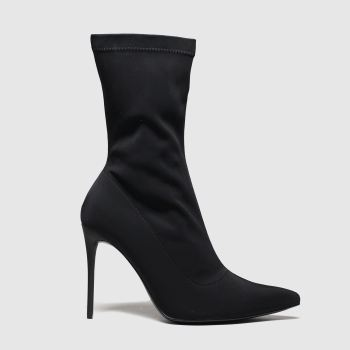 Schuh Black Slinky c2namevalue::Womens Boots