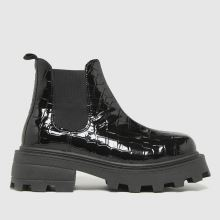 schuh Cassidy Croc Chunky Square Toe,1 of 4