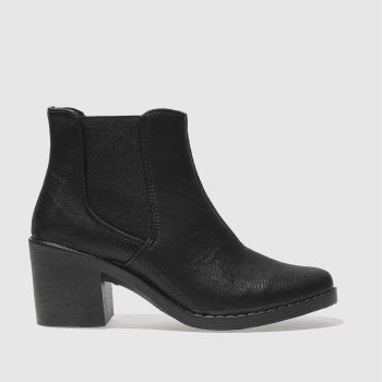 Schuh Black Flash Womens Boots