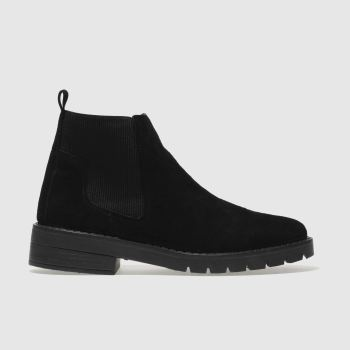 fee9a9b70d022 Schuh Black Speedy Womens Boots