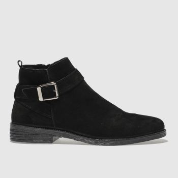 Schuh Black Respect Womens Boots