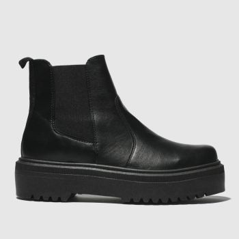 Schuh Black Stronger c2namevalue::Womens Boots