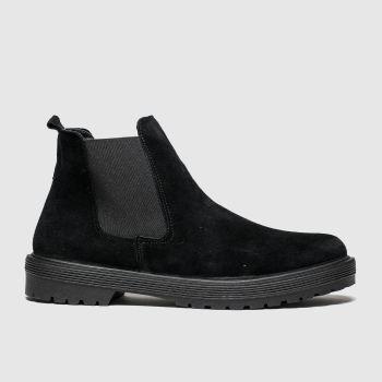Schuh Black Nimble Womens Boots