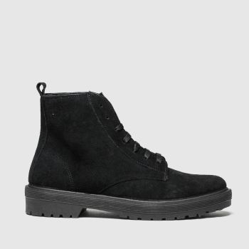 Schuh Black Solution Womens Boots