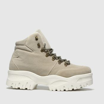 Schuh Beige Ambience Womens Boots