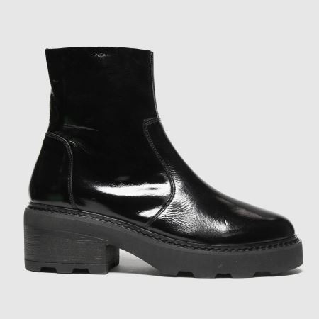 schuh Ally Patent Leather Chunkytitle=