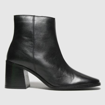 schuh Beatrice Leather Square Toetitle=