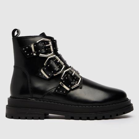 schuh Alyssa Leather Buckle Hardwaretitle=