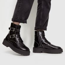 schuh Arise Patent Leather Chunky,2 of 4