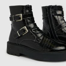 schuh Arise Patent Leather Chunky,3 of 4