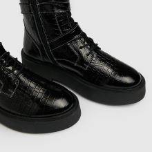 schuh Arise Patent Leather Chunky,4 of 4