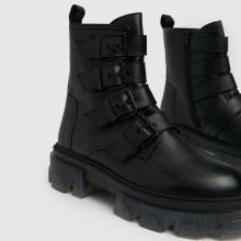 schuh The Edit Parsley Leather Boot,3 of 4