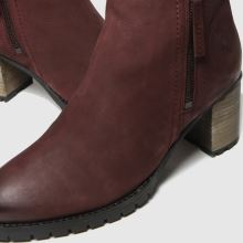 Red Or Dead Ramp Nubuck Leather 1