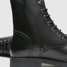 RED OR DEAD Rod Robbie Leather Lace Up 1