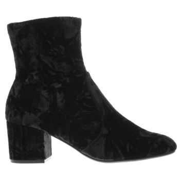 Schuh Black Opposites Attract Womens Boots
