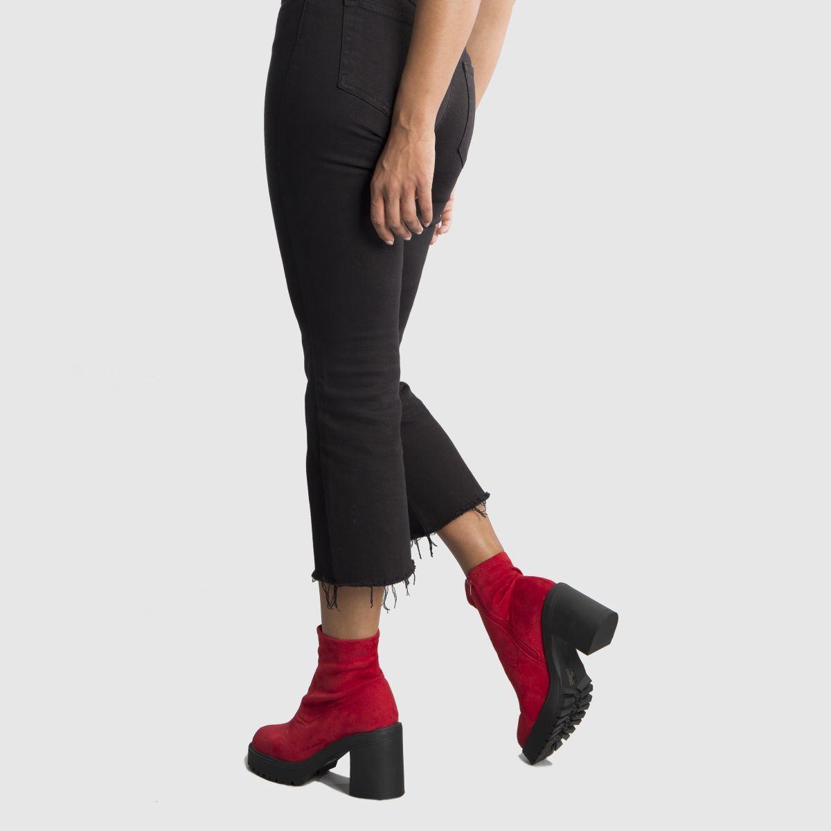 Damen Rot schuh Splendid beliebte Boots | schuh Gute Qualität beliebte Splendid Schuhe 77872a