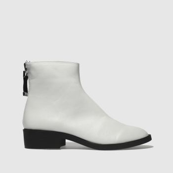 Schuh White Empowerment Womens Boots