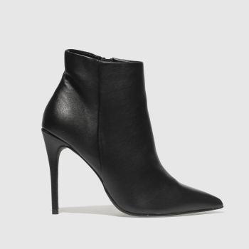 Schuh Black Savage Womens Boots