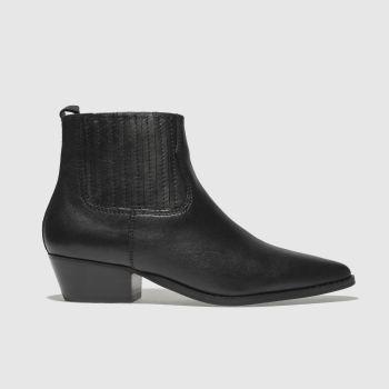 schuh black nashville boots