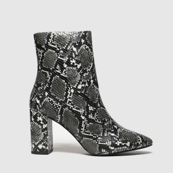Schuh Black & White Delta c2namevalue::Womens Boots
