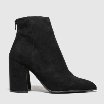 Schuh Black Movement Womens Boots