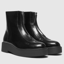schuh Anthony Leather Zip Front 1
