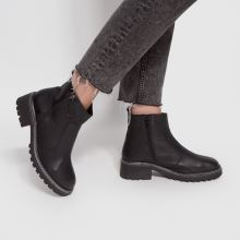 schuh Alba Leather Chunky,2 of 4