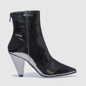 Schuh Silver Judgement Womens Boots