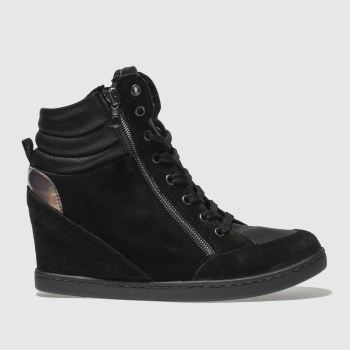 Schuh Black Future Womens Boots