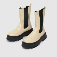 schuh Astrid Patent High Cut Chelsea,3 of 4