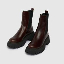 schuh Avalon Leather Chunky Chelsea,3 of 4