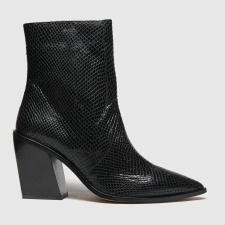 schuh Breanne Snake Leather Pointtitle=