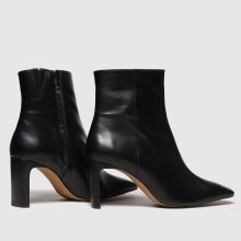 schuh Bee Leather Square Toe 1