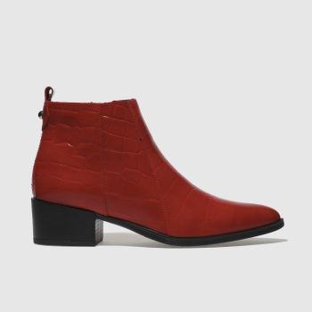 Schuh Red LYLE Boots