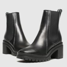 Schuh Encourge Leather Cleated 1
