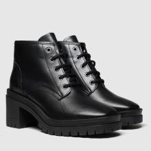 Schuh Interest Leather Lace Up 1