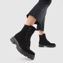 schuh Ariana Suede Lace Up 1