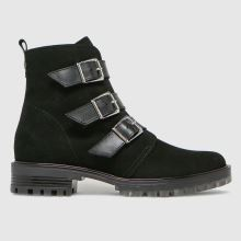 schuh Anise Suede Multi Buckle,1 of 4