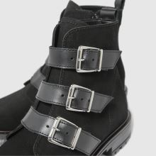 schuh Anise Suede Multi Buckle,3 of 4