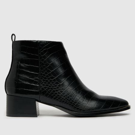 schuh Cleo Croc Block Heeltitle=