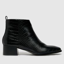 schuh Cleo Croc Block Heel,1 of 4