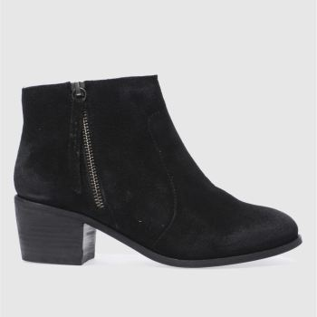 Schuh Black Jesse Womens Boots