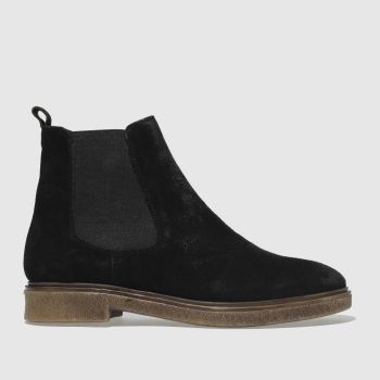 Schuh Black Journey Womens Boots