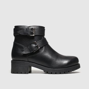 Schuh Black Far Out Womens Boots
