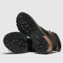 Damen Damen Braun Boots Globetrotter Braun schuh Globetrotter Damen schuh Boots schuh Braun zpUGVqMS
