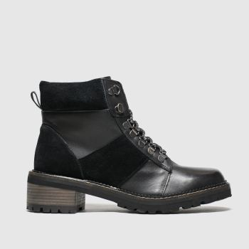 Schuh Black Globetrotter c2namevalue::Womens Boots